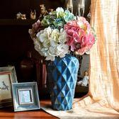 [618好康又一發]紫萸香庭 美式仿真大繡球花客廳假花絹花