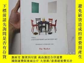 二手書博民逛書店大16日文原版拍賣圖錄罕見THE MARKET:TOKYO CO