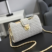 手拿包 包包女新款潮韓版時尚百搭小方包真皮斜背單肩手拿包 瑪麗蘇