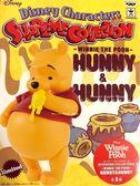 日本限定 迪士尼 CRANEKING  小熊維尼 superme collection  HUNNY&HUNNY 公仔模型