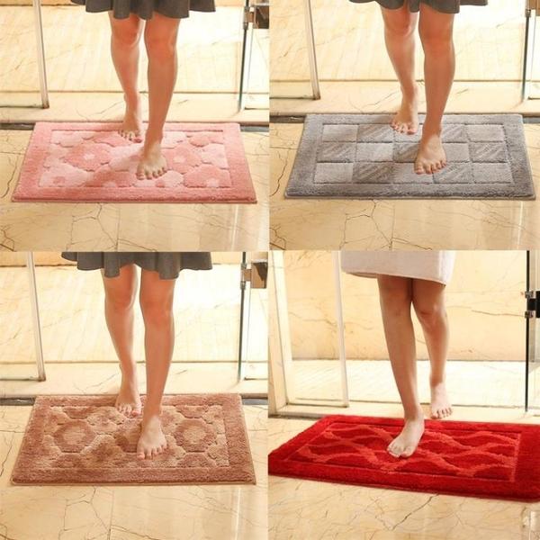 地毯浴室防滑墊家用衛生間廁所地毯吸水腳踏墊進門地墊洗手間門口腳墊