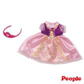 【日本People知育洋娃娃】波波醬/POPO-CHAN小公主造型洋裝組合 AI728