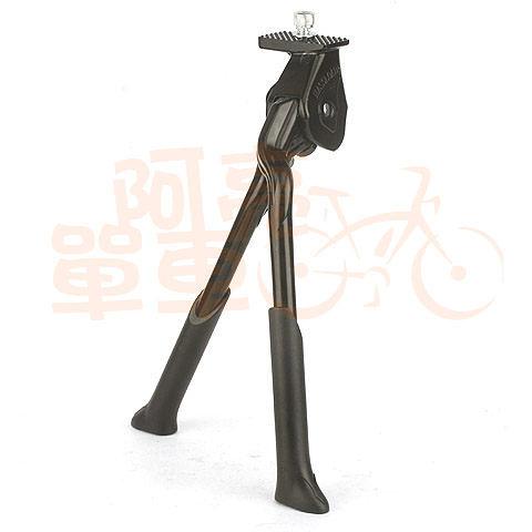 *阿亮單車*MASSLOAD 自行車雙腳側腳架,適用24吋~28吋單車,兩種顏色可選《B84-073》
