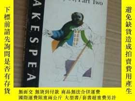 二手書博民逛書店HENRY罕見IV,PART TWO (the second p