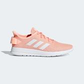 Adidas Refine [F36518] 女鞋 運動 休閒 輕量 經典 復古 透氣 球鞋 愛迪達 粉橘