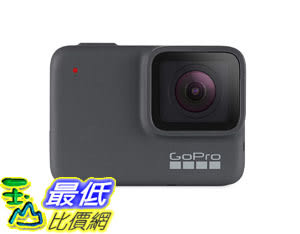 [8美國直購] 相機 GoPro HERO7 Silver Waterproof Digital Action Camera with Touch Screen 4K HD Video 10MP Photos