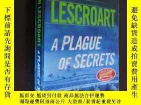 二手書博民逛書店A罕見Plague of SecretsY85718 John