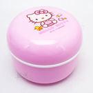 Hello kitty嬰幼兒粉撲盒