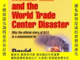 二手書博民逛書店Alice罕見In Wonderland And The World Trade Center Disaster奇