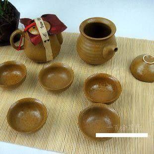 老岩泥/礦岩泥茶具套裝