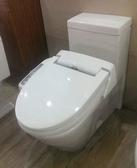 【麗室衛浴】德國頂級 DURAVIT STARCK2 單體馬桶配 INAX 加長型電腦馬桶蓋 CW-H231-TW