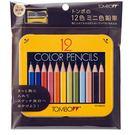 TOMBOW新品介紹迷你12色色鉛筆* ...