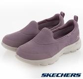 SKECHERS系列-GOWALK EVOLUTION ULTRA-GODRI 女款休閒鞋 紫-NO.15767MVE