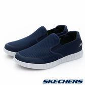 SKECHERS (男) 健走系列 ON THE GO - 53780NVGY