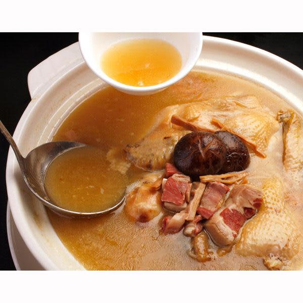 網購討論度最高、最夯的湯品-餐桌必備* 砂鍋火烔雞湯(免運)