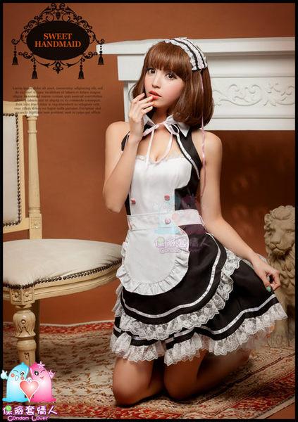 【愛愛雲端】情獵你心!俏皮三件式女僕裝 R8NA12030071