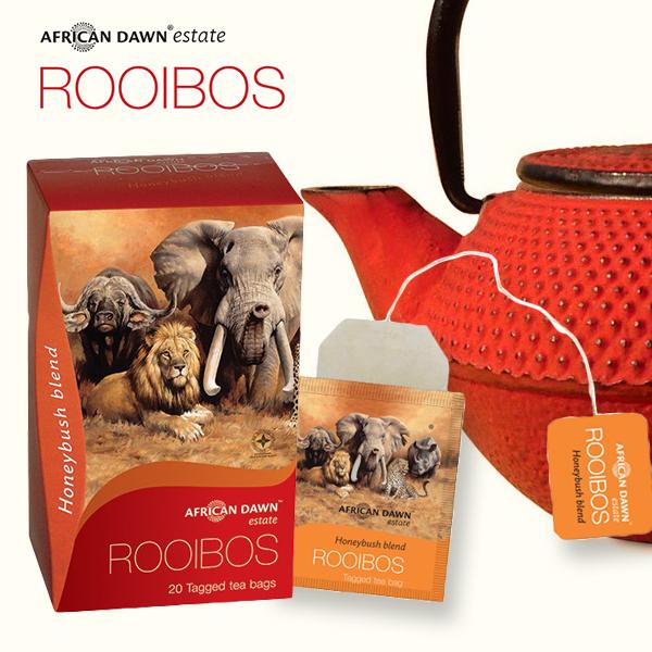 南非 晨曦國寶茶 20包/盒 多款可選 獨立小包裝 Rooibos tea【PQ 美妝】