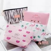 化妝包 化妝包小號大容量可愛旅行多功能簡約便攜防水洗漱包收納包 6色