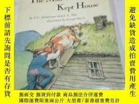 二手書博民逛書店THE罕見MAN WHO KEPT HOUSEY212829