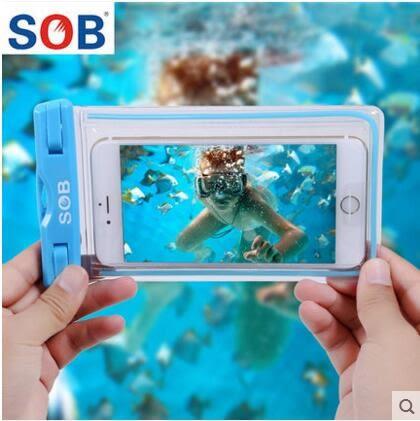 手機防水袋 潛水游泳漂流防水套