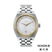 【酷伯史東】NIXON MONOPOLY 輕奢 玫瑰金水鑽X 銀 顯白 潮人裝備 潮人態度 禮物首選