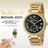 【人文行旅】Michael Kors | MK5989 美式奢華休閒腕錶