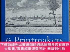 二手書博民逛書店Boston罕見Prints and Printmakers, 1670-1775-波士頓印刷和版畫,1670-1