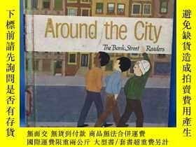 二手書博民逛書店Around罕見The City The Bank Street