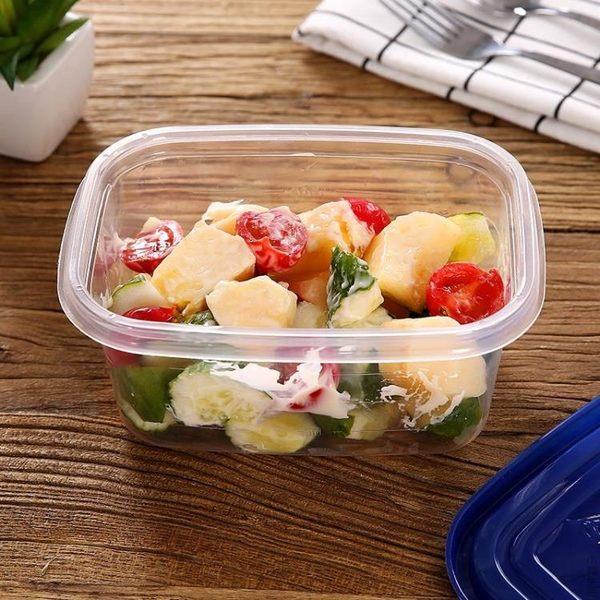 透明塑料食品包裝盒蛋糕餅干點心曲奇糕點水果千層一次性盒子飯盒JRM-1302