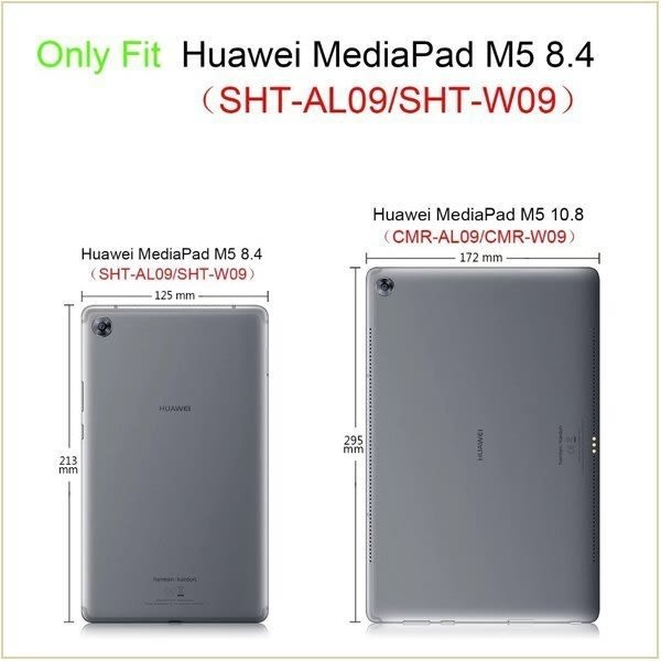 磨砂清水套 HUAWEI 華為 MediaPad M5 10.8吋 保護套 防摔 超薄 磨砂霧面 清水套 軟殼 全包邊 平板保護套
