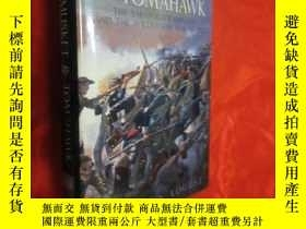 二手書博民逛書店With罕見Musket and Tomahawk:The Saratoga Campaign and the W