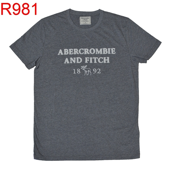 AF R981 Abercrombie & Fitch A&F A & F 男 T-SHIRT