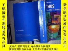 二手書博民逛書店MOTOROLA罕見TMOS POWER MOSFET TRAN