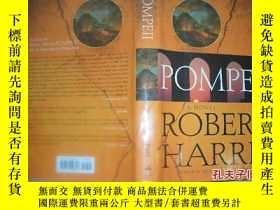 二手書博民逛書店Pompeii罕見Robert HarrisY14635 anovel authority of arch