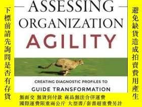 二手書博民逛書店Assessing罕見Organization Agility: Creating Diagnostic Prof