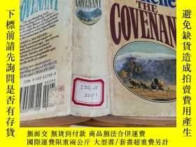 二手書博民逛書店THE罕見COVENANT(盟約)Y155903 James A