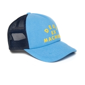 Deus Ex Machina Roller Trucker 棒球帽 - 藍