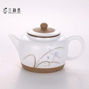 精品陶瓷茶壺