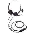 國洋TENTEL K-762電話耳機麥克風雙耳款式,phone headset 另有傳康 TRANSTEL Mitel電話 POLYCOM電話 AASTRA 電話