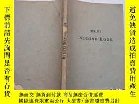 二手書博民逛書店BERLITZ罕見SECOND BOOK....A4Y19516