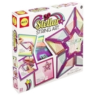 【美國ALEX】543001-3  3D星編織吊飾 /盒