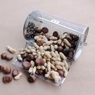 烘焙工具家用烤箱通用旋轉360度不銹鋼烤籠烘烤花生咖啡豆栗子籠