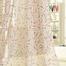 2窗MINI兔-窗紗[穿管120X120cm](布紗車一起)(限尺寸、顏色與主布相同)(紗車在布前面)