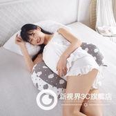 托腹孕婦枕頭 u型枕睡枕側臥護腰枕 Tzfy8