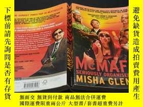 二手書博民逛書店McMafia罕見(Seriously Organised Crime)Y20092 Misha Glenny