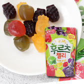 韓國 jellico 水果夾心軟糖 50g 【庫奇小舖】