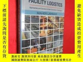 二手書博民逛書店Facility罕見Logistics: Approaches