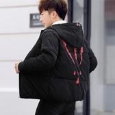2019冬季新款棉衣男士韓版潮流棉服學生羽絨棉襖加厚外套面包服男
