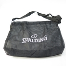 SPALDING 斯伯丁 全新 單顆裝籃球側背網袋 SPB5330N11【iSport愛運動】