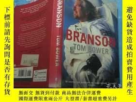 二手書博民逛書店BRANSON罕見TOM BOWER(32開Y9014 以圖爲準